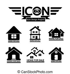Home For Sale icon
