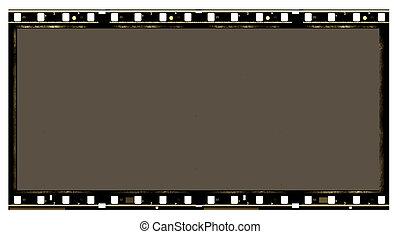 Film reel - Old 35 mm movie Film reel
