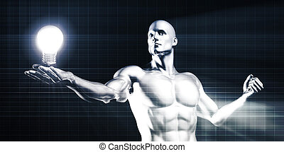 Disruptive Technology Discovery with Man Lifting an...