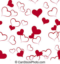 Heart to the St.Valentine