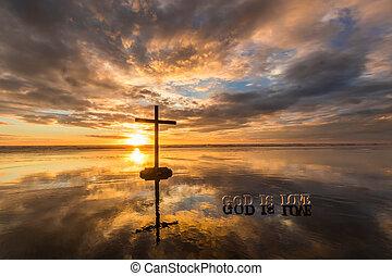 God is Love Beach