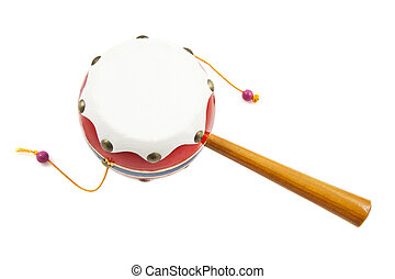 Little percussion musical instrument