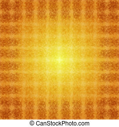 Brown and Yellow Checkered Background for Universal...
