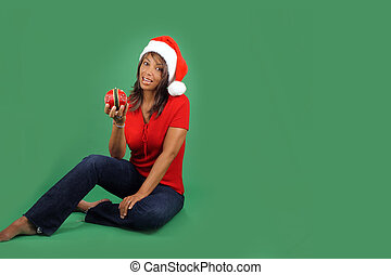Beautiful Santa\'s Helper (4)