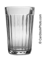 Vodka in retro glass seven