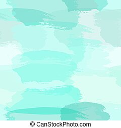 Faux Watercolor Background - Seamless abstract pattern with...
