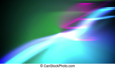 """Abstract Colorful Blurred Streaks. Loopable."""
