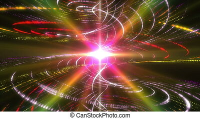 space light cosmos spiral
