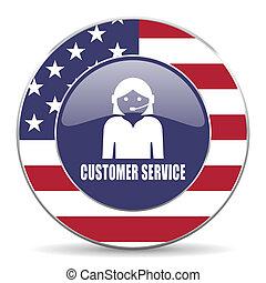 kund, Nät,  service,  USA, runda, bakgrund, amerikan,  design,  Internet, vit, skugga, ikon