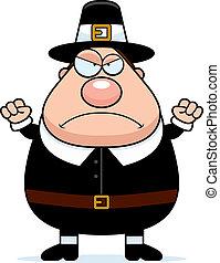 Pilgrim Angry