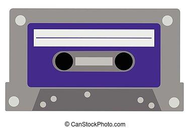 Purple Cassette