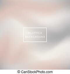 Vector pearl foil soft light background. Pearly silk smooth...