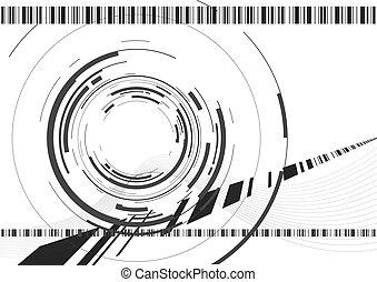 camera dot - abstract camera dot