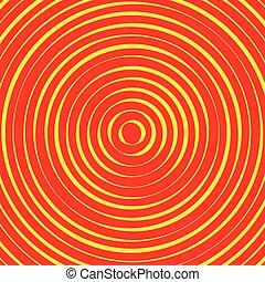 fondos, elementos, patrón, Extracto, anillos, círculos, concéntrico,  suitable, o