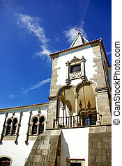 DManuel Palace, Evora