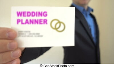 Wedding planner for hire - Shot of Wedding planner for hire