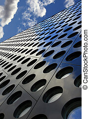 Architecture abstract and sky