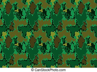 Army Repetitive Texture - Seamless Pattern Background...