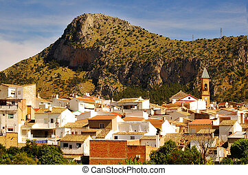small town in Andalusia
