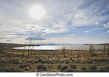 EL CALAFATE: argentinian patagonia