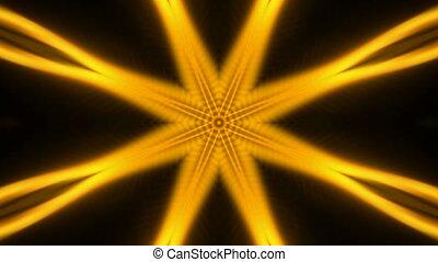 golden flower pattern,sunlight,spiderweb