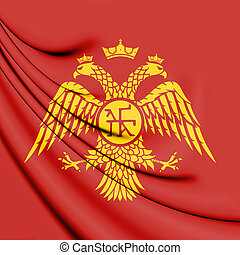 Palaiologos-Dynasty-Eagle - Byzantine Eagle, Flag of...