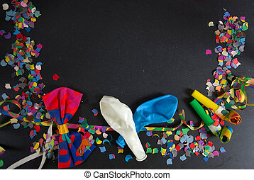 Party - a colourful party background