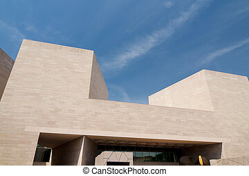 Modern Building--US National Gallery of Art