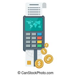 terminal for global payment