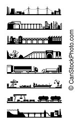 Industrial communication lines
