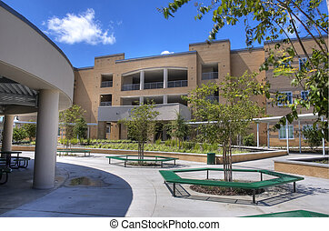 HDR of Middle School