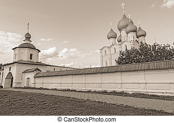 Rostov Kremlin. The ancient town of Rostov The Great. -...