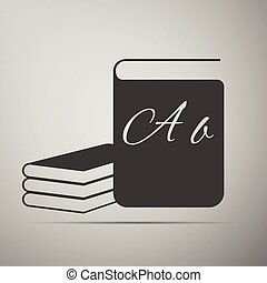 Book Icons.