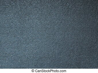 Closeup black leather texture background surface