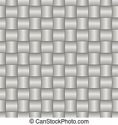 Abstract weaving seamless pattern - Abstract decorative...