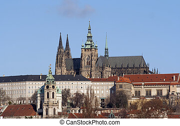 Cathedral of St Vitus - Hradcany - Cathedral of Saint Vitus...
