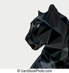 Panther in low
