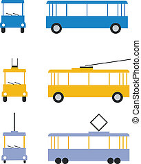 transport set color 01