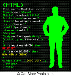 HTML - How To Meet Ladies