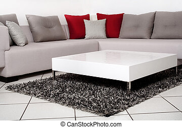 Modern interiors, decoration - Classic furnitures for modern...