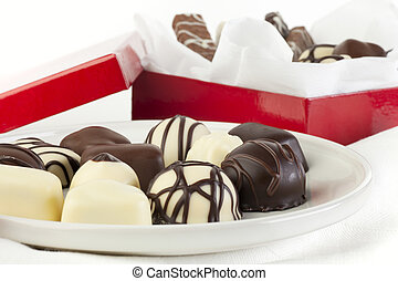 Gourmet Chocolates - Tempting gourmet chocolates and gift...