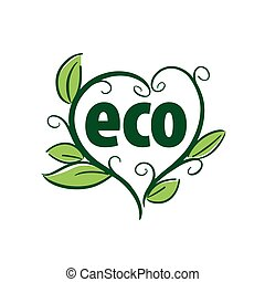logo vector eco