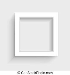 Presentation picture frame design