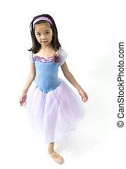 ballerine, Asiatique