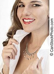 The Million Dollar Smile Smile! - Fashion Model with Million...