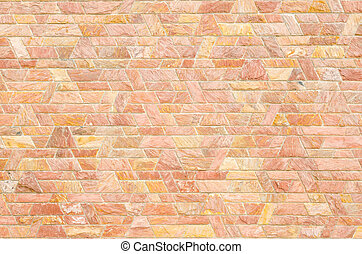 piedra, pared, patrón, pizarra, superficie, rojo