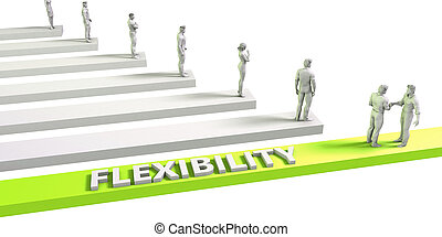 Flexibility Mindset for a Successful Business Concept