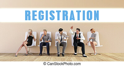 Business Registration Being Discussed in a Group Meeting