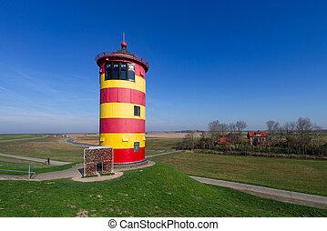 friesland lighthouse