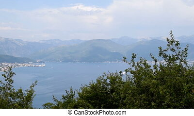 """the beauty of the summer and the sea, of the """"Bay of Kotor""""..."""